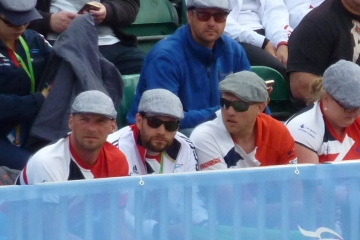 Team GB - Flat Caps