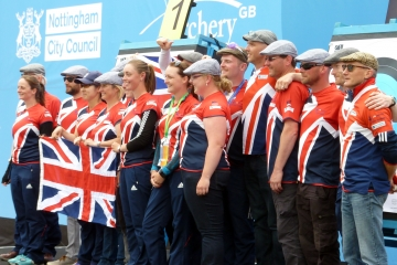 Team GB Group Boss End