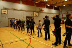 Fenland Archers Portsmouth Tournament 2016