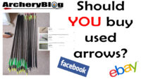 should you buy 2nd hand arrows