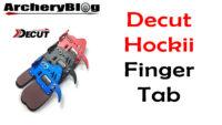 Decut Hock II Finger Tab
