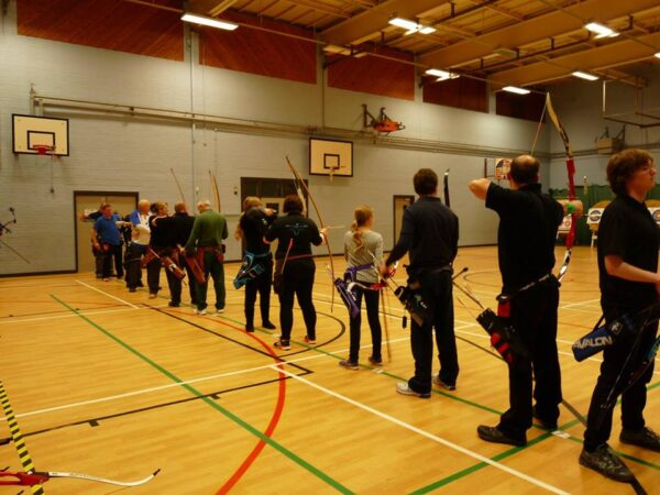 Fenland Archers Portsmouth Tournament