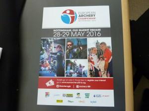 European Archery Championships 2016