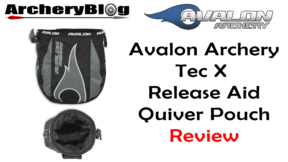 avalon tec x quiver pouch review