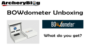 bowdometer unboxing video