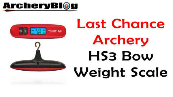 HS3 Digital Bow Scale