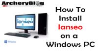 Install Ianseo on a Windows PC