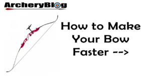 how to make bow faster