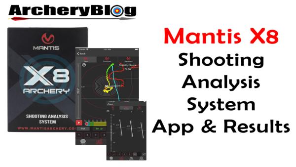 Mantis X8 App