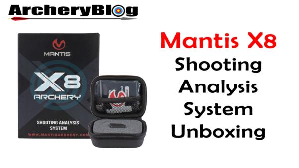 Mantis X8 Unboxing