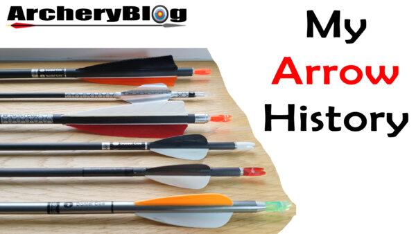 my arrow history