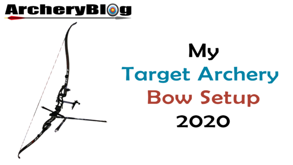 My Recurve Target Bow video