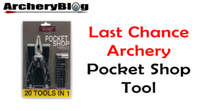 Pocket Shop Multi-Tool