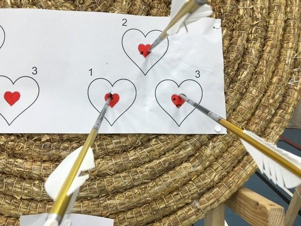 valentines day compund target