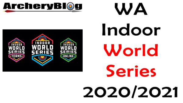 World Archery Indoor World Series 2020 2021 Video